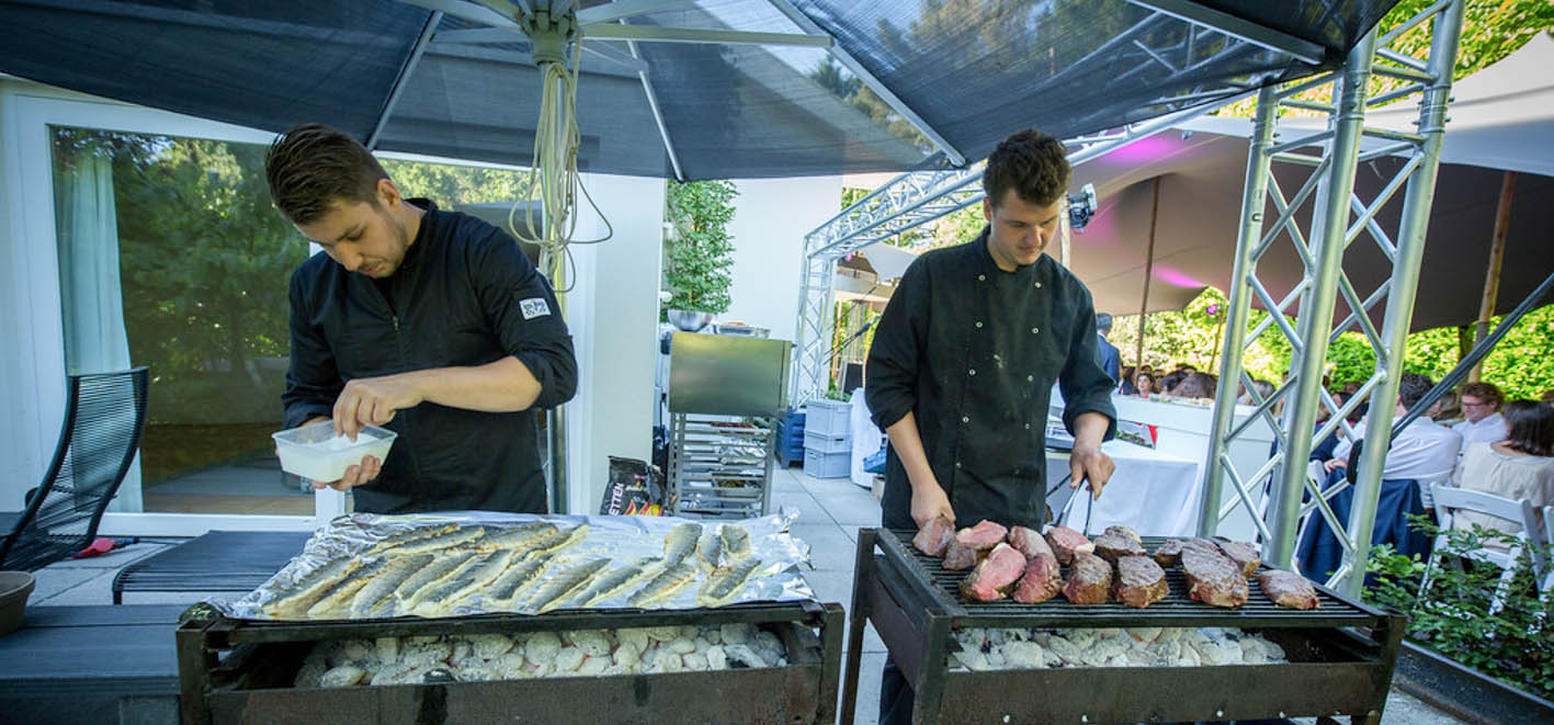 Barbecue van Josjes Culinair
