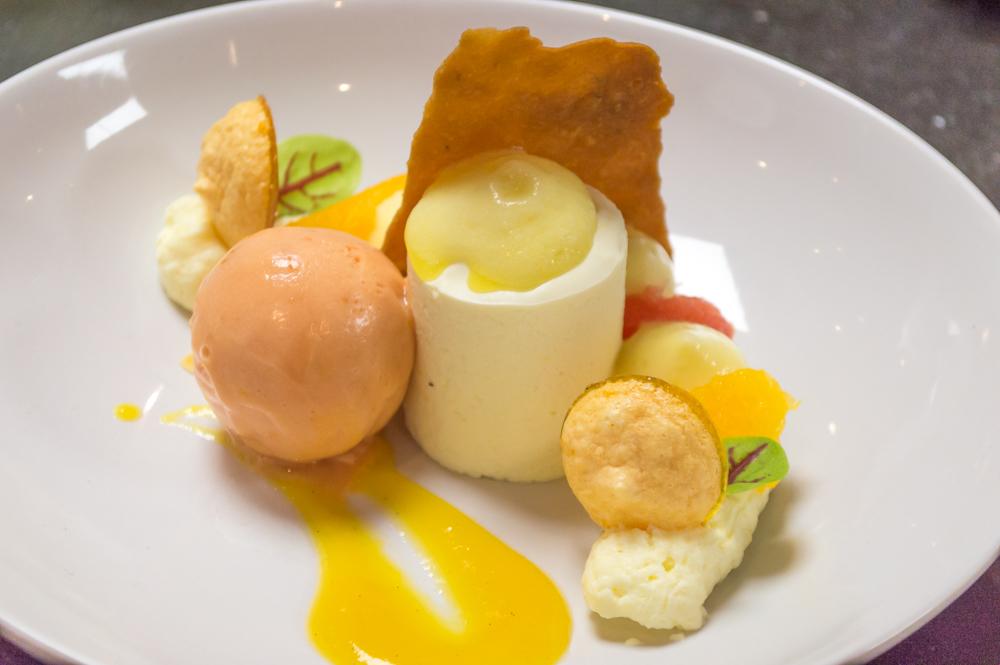 Dessert van Josjes Culinair